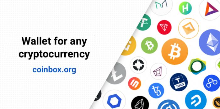 El Staking está ahora disponible en el Wallet de Coinbox.org