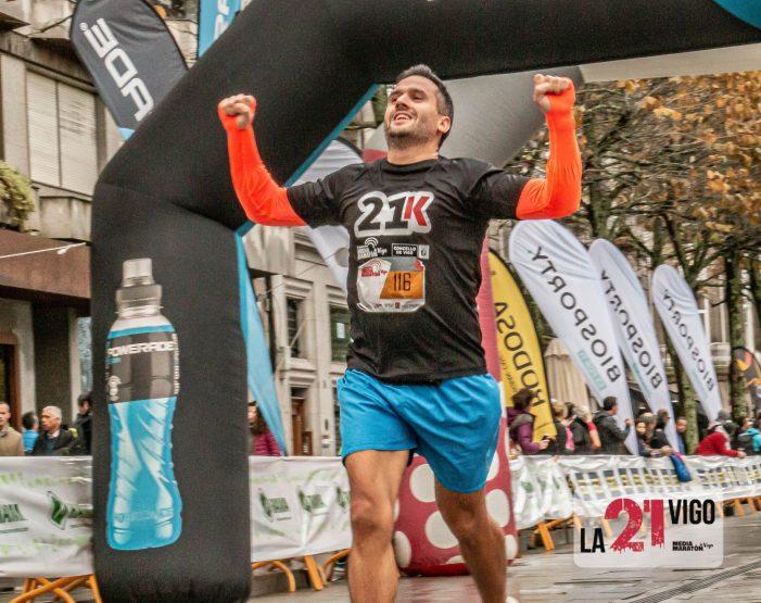 La Media Maratón de Vigo lanza una edición virtual y por etapas para fomentar el deporte en tiempos de pandemia