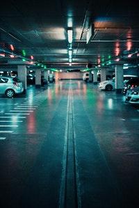 reservar un parking en el aeropuerto de Santiago