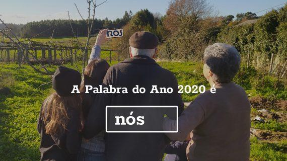 'Nós', elixida Palabra do Ano 2020