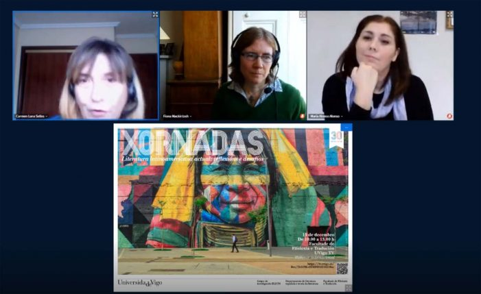 Especialistas internacionais abordaron hoxe nunhas xornadas a nova produción literaria latinoamericana