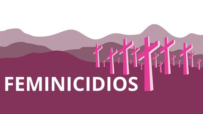 80 Feminicidios y asesinatos hasta noviembre en toda España