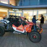 La Xunta impulsará al vigués Ricardo Ramilo en su primera participación en el Dakar en la categoría de buggies