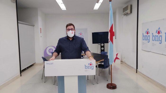 O BNG reclama unha posición firme do Concello de Vigo diante da DEUP e do novo proxecto de recheo de Bouzas