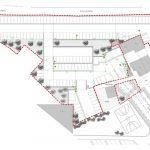 O goberno local concede a licencia para un novo aparcamento en superficie na rúa Navarra