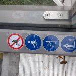 El PP defiende el emplazamiento actual del Monumento ao Traballo y lamenta que las rampas no sirvan para sillas de ruedas o carritos