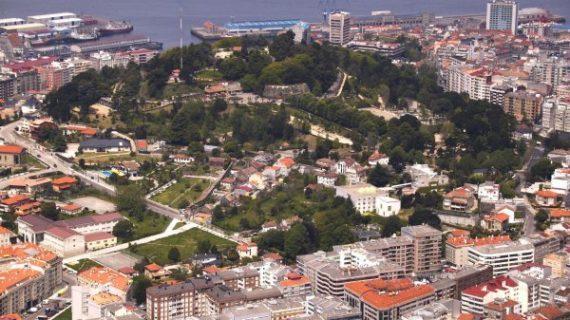 Ecoloxistas en Acción crea un mapa interactivo das árbores do Parque do Castro de Vigo