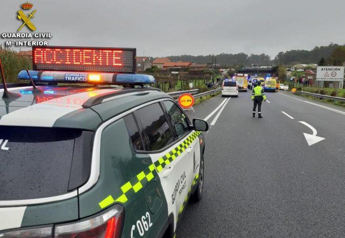 Los accidentes de tráfico se cobran la vida de 870 personas durante el año pasado