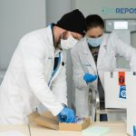 A área sanitaria de Vigo inicia mañá a vacinación da COVID19 na residencia Santa Ana de Ponteareas