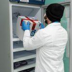 Así é o operativo para o transporte e a repartición das vacinas en Galicia