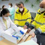 España aboga por acelerar la vacunación y preservar la unidad europea contra la pandemia