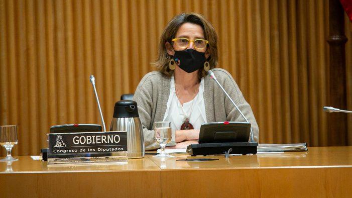 Ribera se compromete a seguir trabajando para abaratar el precio de la luz y ampliar las coberturas para proteger a los más vulnerables