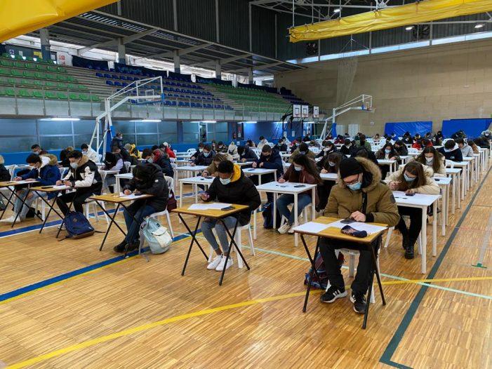 A Universidade estrea o pavillón universitario como sede para a realización de exames