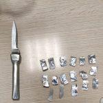 A Policia local do porriño realizou unha detención por presunto tráfico de drogas