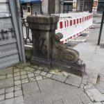 Marea de Vigo pide o inventariado e catalogación urxente de todos os elementos patrimoniais retirados da vía pública