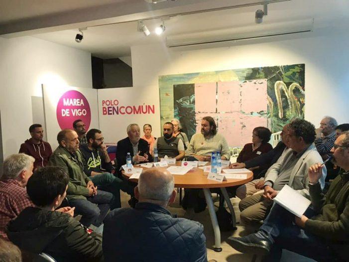 Marea de Vigo lamenta con grande dor o falecemento de Xosé Manuel Pazos, alcalde de Cangas