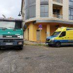 O 061 oculta datos no informe sobre a supresión do sistema de desinfección covid e a necesidade dunha ambulancia máis no Morrazo