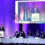 Pedro Sánchez señala que la recuperación del turismo depende de la vacunación total y masiva