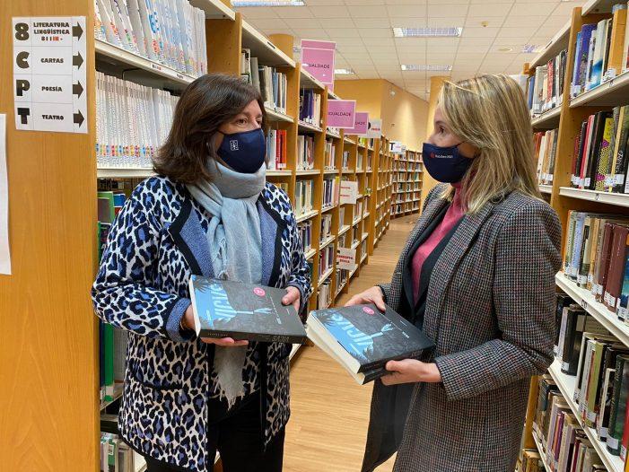 Fernández-Tapias reclama a Caballero que explique si será cómplice de que Vigo non conte coa mellor biblioteca do estado