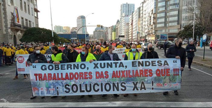 Esíxenlle á Xunta e ao Goberno español que definan cales son os proxectos industriais para As Pontes