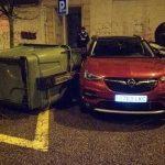 La Policia Local de Vigo atendió más de 90 avisos por incidencias por el temporal