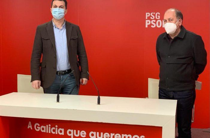 """Gonzalo Caballero propón á Xunta """"reconsiderar"""" uns orzamentos que non prevían a terceira onda da covid: toca """"fortalecer"""" a sanidade con 100 millóns de euros e """"salvar"""" a economía"""