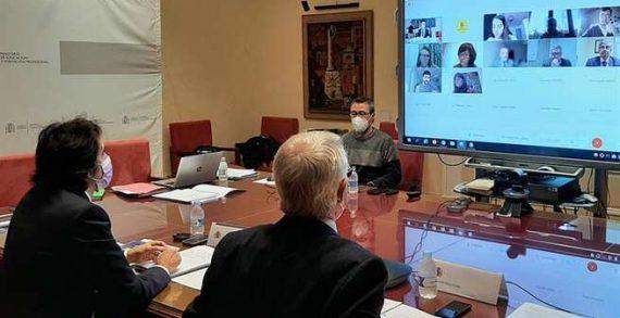 La convocatoria de becas del curso 2021- 2022 contará con 128 millones de euros adicionales para hacer frente al impacto de la pandemia en las rentas