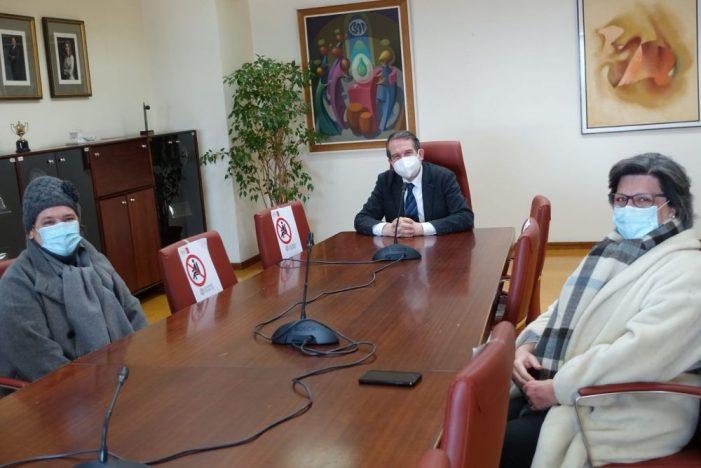 O Concello súmase á celebración do centenario da Escola de Empresariais