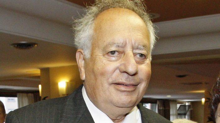 El Partido Popular lamenta el fallecimiento de Paulino Freire Gestoso