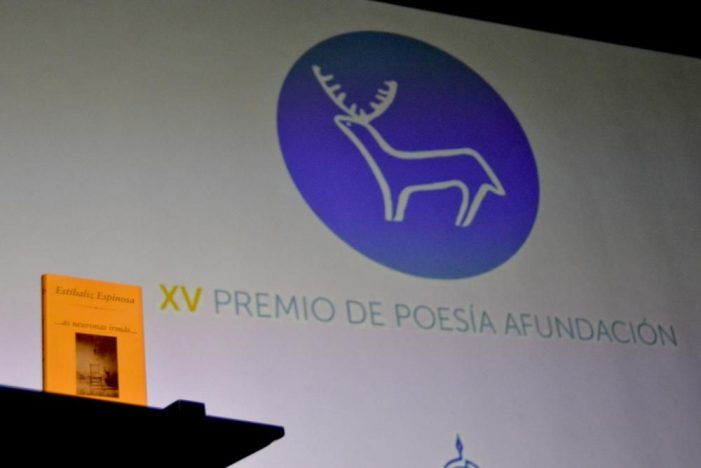 Convocada a XIX edición do Premio de Poesía Afundación, un dos mellor dotados do ámbito literario galego