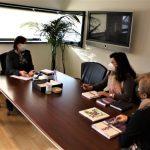 La Xunta destaca la labor de la asociación Educando en familia que promueve en Lugo la igualdad de oportunidades de las mujeres