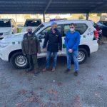 A Xunta entrega 325 dispositivos con sinal luminoso e acústico para a colocación nos seus vehículos prioritarios de prevención e defensa contra os incendios forestais