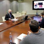 A Xunta solicita ao Goberno que avalíe polo miúdo o ERE presentado por Siemens para tratar de impedir a súa execución