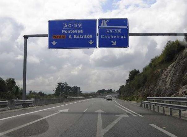 A Autoestrada AG-59 ameaza hábitats e especies protexidas pola UE non contempladas no EIA