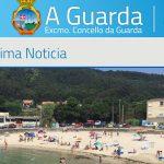 A APP móbil do concello da Guarda rexistrou máis dun milleiro de incidencias