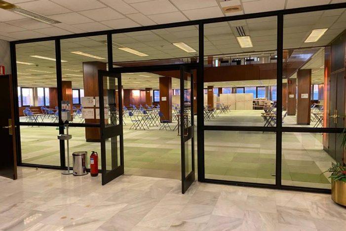 156 novos postos de lectura no centro de Vigo para o alumnado da Universidade a partir da vindeira semana