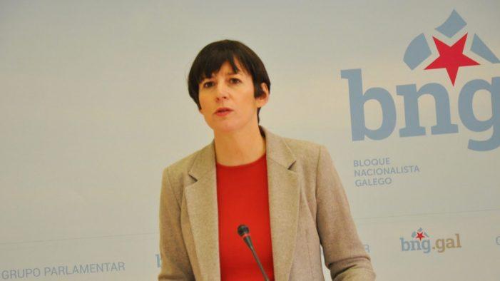 Ana Pontón demanda que o DOG coas medidas para frear a COVID inclúa tamén as axudas aos sectores máis afectados