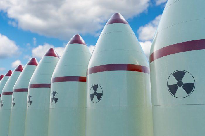 Entra en vigor o Tratado de Prohibición de Armas Nucleares