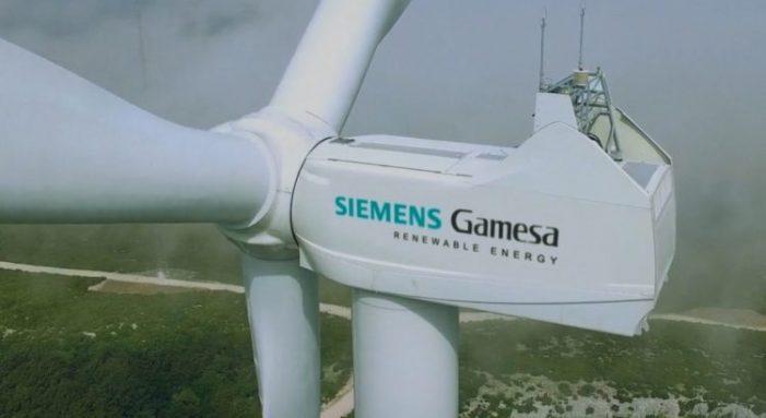 Esquerda Unida denuncia que a ausencia de política pública destroza a industria en Galicia e solidarízase cos traballadores de Siemens-Gamesa