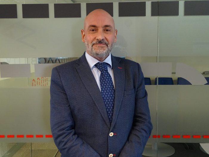 Carlos González Lozano, novo Director Xeral de Vitrasa