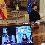 Celaá pide a las administraciones que sumen esfuerzos para afrontar los desafíos del sistema educativo