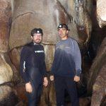 Un estudo saca á luz a biodiversidade oculta nas covas viguesas do Folón