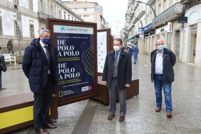 """El alcalde elogia """"Del Polo al Polo"""" como espacio de reflexión sobre la naturaleza y el planeta"""