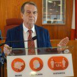El alcalde garantiza la atención municipal a todas las familias en riesgo de desalojo