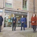 El delegado territorial de la Xunta en Ourense se reúne con el alcalde de Maceda