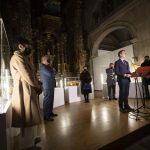 Feijóo enxalza a mostra 'Afonso X e Galicia', a primeira deste Ano Santo e que celebra a importancia histórica da nosa terra como referente cultural ao longo do tempo