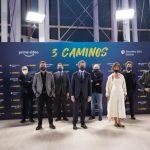 """Román Rodríguez sitúa a serie internacional '3 Caminos' como a """"gran aposta audiovisual da Xunta para o Xacobeo 2021"""""""