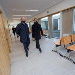 Feijóo salienta que a Xunta investiu máis de 100 M€ desde 2009 na mellora das infraestruturas de atención primaria