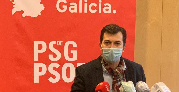 Gonzalo Caballero destaca que máis da metade dos galegos estarán vacinados no verán e chama á Xunta a protexer aos sectores devastados pola crise da covid