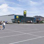 O Goberno de Nigrán aproba a licencia para a construción dun supermercado Lidl en Porto do Molle coa previsión de que abra este verán